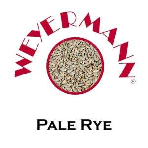 Weyermann Pale Rye