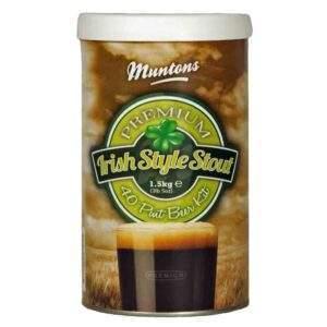 רכז Irish Stout (1.5 קייג) מכושת