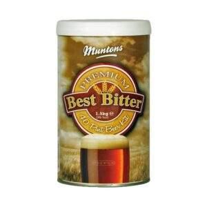 רכז נוזלי Muntons Premium Best Bitter