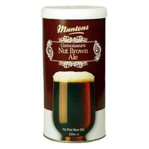 רכז Nut Brown Ale (1.8 קייג) מכושת