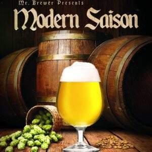 ערכת מתכון בירה Modern Saison (20 ליטר) (All Grain)