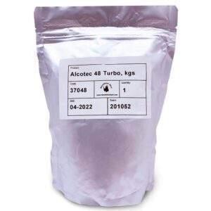 שמרי אלכוהול Alcotec Turbo Yeast 48 (1 קייג)
