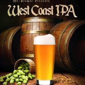 ערכת מתכון בירה West Coast IPA (20 ליטר)