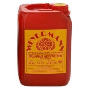 Malt Extract Bavarian Hefeweizen