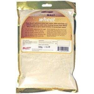 לתת אבקתי Spraymalt Wheat (500 גרם)
