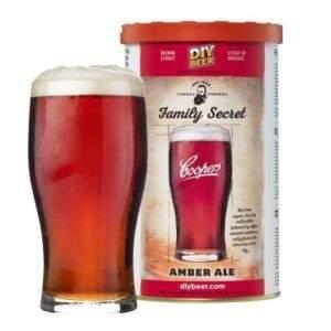 רכז מכושת Family Secret Amber Ale (1.7 קייג)