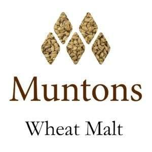 לתת Muntons Wheat Malt