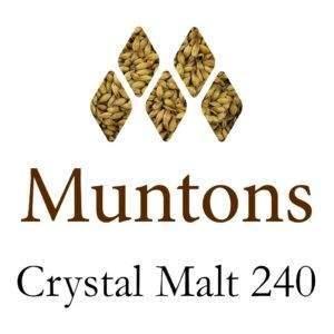 לתת Muntons Crystal Malt 240