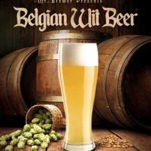 Belgian Wit Beer
