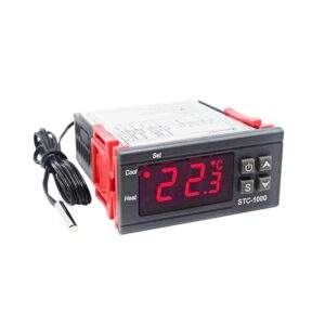 Digital-Temperature-Controller-Thermostat-Thermoregulator-incubator-Relay-LED-10A-Heating-Cooling-STC-1000-STC-1000-12V